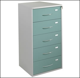 Cool Two Drawer Executive Filing Cabinet