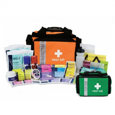 Reliance Relisport Olympic First Aid Kit In Large Orange