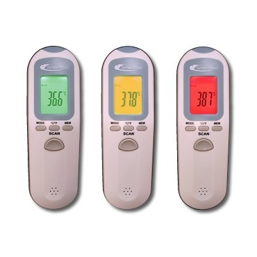Battery Colour Change Room Thermometer