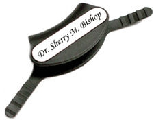 3M Littmann Stethoscope Identification Tag (Fits All Models) (IDBLACK)