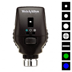 Welch Allyn Prestige Diagnostic Set 3.5V with Lithium Handle (97204-MVS)