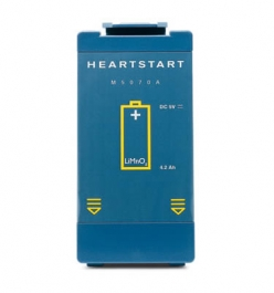 HeartStart HS1 / FRx Replacement Battery (M5070A)