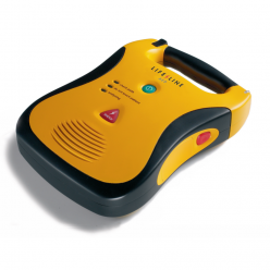 Defibtech Lifeline AED Semi-Automatic Defibrillator - 5 Year Battery Option (DCF-E100)