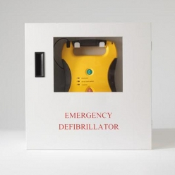 Defibtech Wall Mounted Defibrillator Cabinet with Alarm (DAC-220)