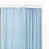 Doherty Polyester Screen Curtains Only (Set of 4) (No Frame) (SCR24/Colour)