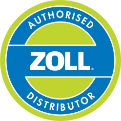 Zoll Surface Mounted Defibrillator Cabinet with Alarm (Indoor Use) (8000-0817)