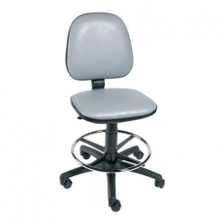 Sunflower Hygienic Gas Lift Chair with Foot Ring (Sun-CHA3)