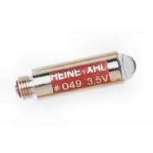 Heine Bulb 049 Xenon 3.5V for Otoscopes / Instruments (X-002.88.049)