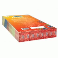 Pasante Mixed Flavours Condoms, Eco Pack of 288 (C4106)