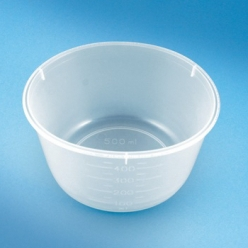 Instrapac Polypropylene Bowl 500ml (7586)