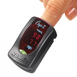 Nonin Onyx ll 9550 Digital Finger Pulse Oximeter with Soft Case (9550)