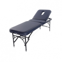 Plinth Medical Affinity Portable Treatment Table, Navy Blue (AFFINITY)