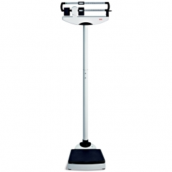 Seca 711 Mechanical Column Scales with Eye-level Sliding Weights