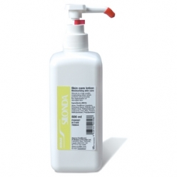 OUT OF STOCK-Ecolab Silonda Moisturiser and Pump 500ml (3029090) (299-0208)