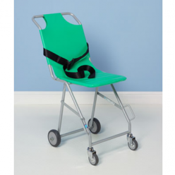 Sidhil Transit Chair with Four Wheels (TRA03)