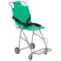 Sidhil Transit Chair with Four Wheels and Footrest (TRA04)