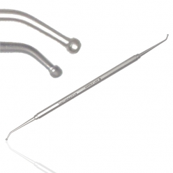 Instramed Sterile Burnished Ball End D/Ended 17cm (S42-9404)
