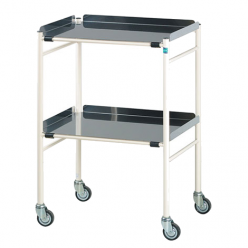 Sidhil Harrogate Surgical Trolley 1501 Medium (63cm) (1501/S/3)