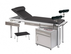 Sunflower Practitioner Deluxe Examination Couch (Sun-MEC1)