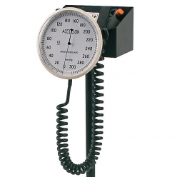 Accoson 6 inch Aneroid Sphygmomanometer Stand Model with Wide Range Velcro Cuff (0369)