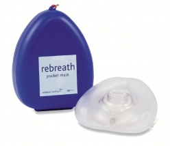 Reliance Rebreath Pocket Mask (RL852)