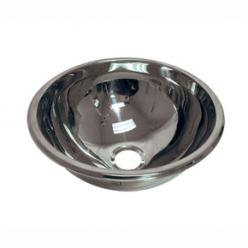 Sunflower HTM64 Hemispherical Inset Stainless Steel Bowl (Sun-SNK28)