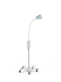Welch Allyn Green Series GS300 LED Exam Light with Mobile Stand (44454)