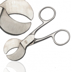 Instramed Sterile Umbilical Cord Scissors 10cm (S42-9567)