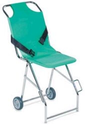 Sidhil Transit Chair with Two Rear Wheels (TRA01)