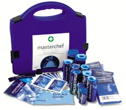Reliance Masterchef All Blue First Aid Catering Kit - 20 Person Kit (RL186)