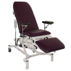 Doherty Phlebotomy Chair, Variable Height Electric (CHE03/Colour/1)