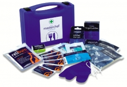 Reliance MasterChef First Aid Catering Kit - 90% blue products (RL1177)