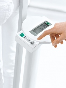 Seca 799 Electronic Column Scales with BMI Function