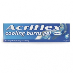 Acriflex Cooling Burns Gel