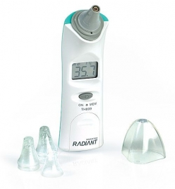 Radiant Infrared Ear Thermometer (TH809)