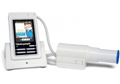 Vitalograph In2itive Spirometer with PC Cradle & Spirotrac V Software (79002)