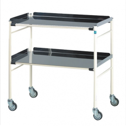 Sidhil Harrogate Surgical Trolley 1502 Wide (78cm) (1502/S/3)
