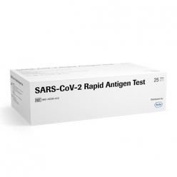 Roche Sars CoV-2 Rapid Antigen Test (Box of 25) (09327592190)