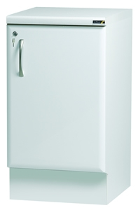 Sunflower Single Base Unit - Gloss White (Sun-BU1W)