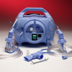 Clement Clarke Medix Econoneb Nebuliser with UK Plug (3605040HW)