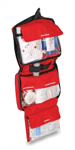 Lifesystems Solo Traveller First Aid Kit - 49 items (RL1065)
