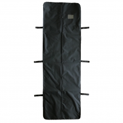 Body Bag Black 150kg Capacity with 6 Handles