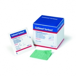 Cutimed Sorbact Swabs