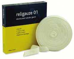 Religauze Elasticated Tubular Gauze Size 12 (2.7cm x 20m) (RL482)