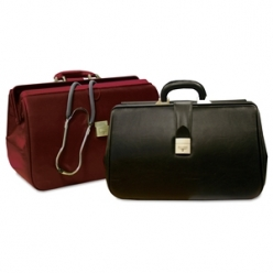 Merlin Prior Doctors Bag - Black (DB315BK)DISCONTINUED