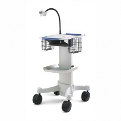 Welch Allyn Office ECG Trolley For CP100 / CP200 ECG Machine (401393)