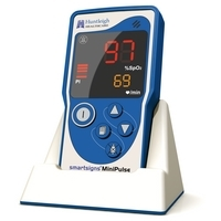 Huntleigh Smartsigns MiniPulse MP1 Handheld Pulse Oximeter, Standard