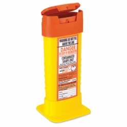 Daniels Sharpsguard Orange 0.6 Litre Sharps Bin (DD5090L)